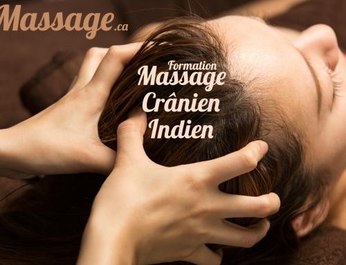 Massage Cranien Indien Ste Adèle 19 Avril 2021