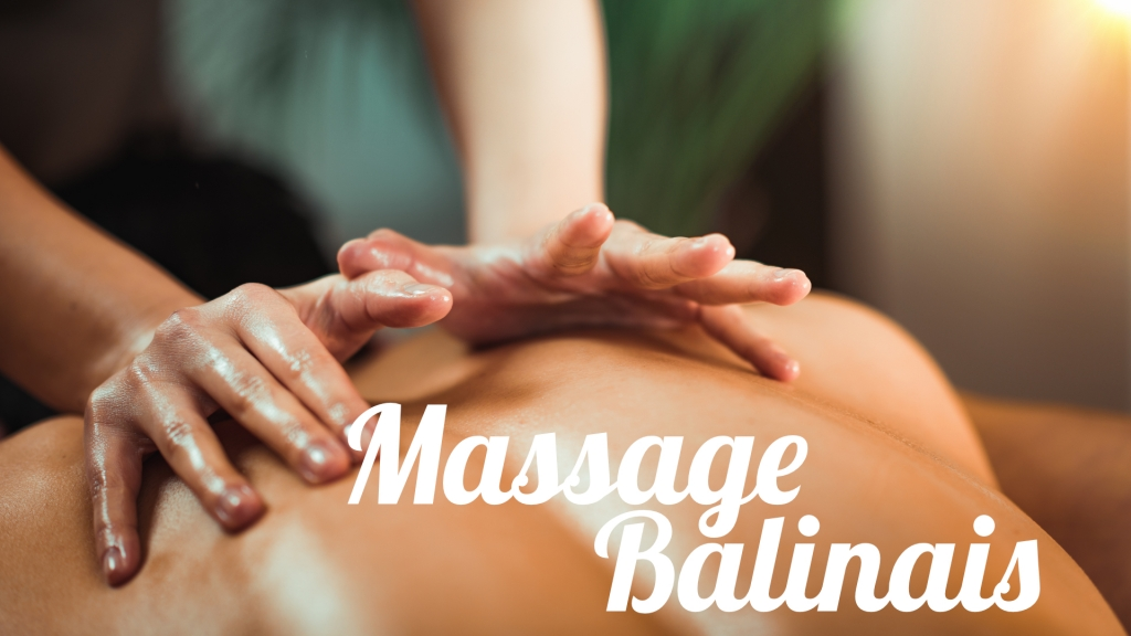 Formation Massage Balinais avec Art-Massage