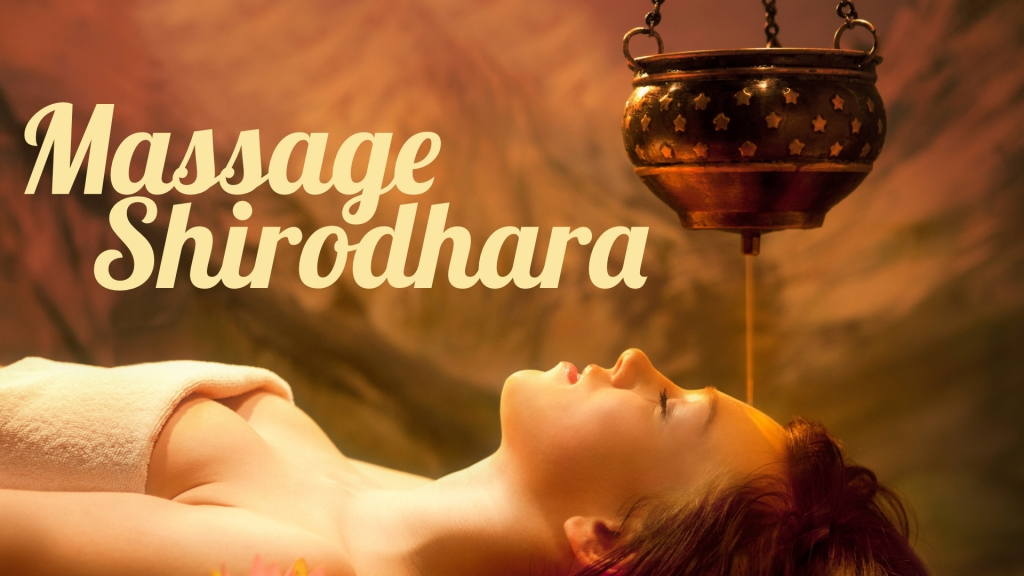 Formation Massage Shirodhara avec Art-Massage