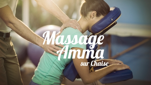 Formation Massage sur Chaise Amma avec Art-Massage