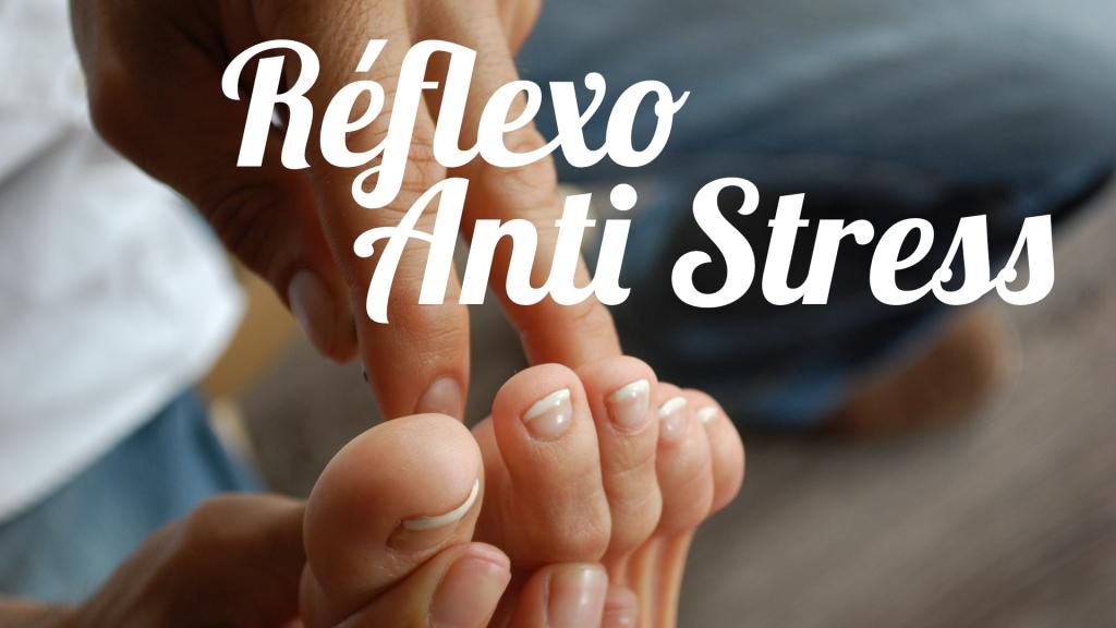 Réflexologie Plantaire Anti Stress avec Art-Massage