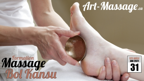 Formation Massage Bol Kansu avec Art-Massage